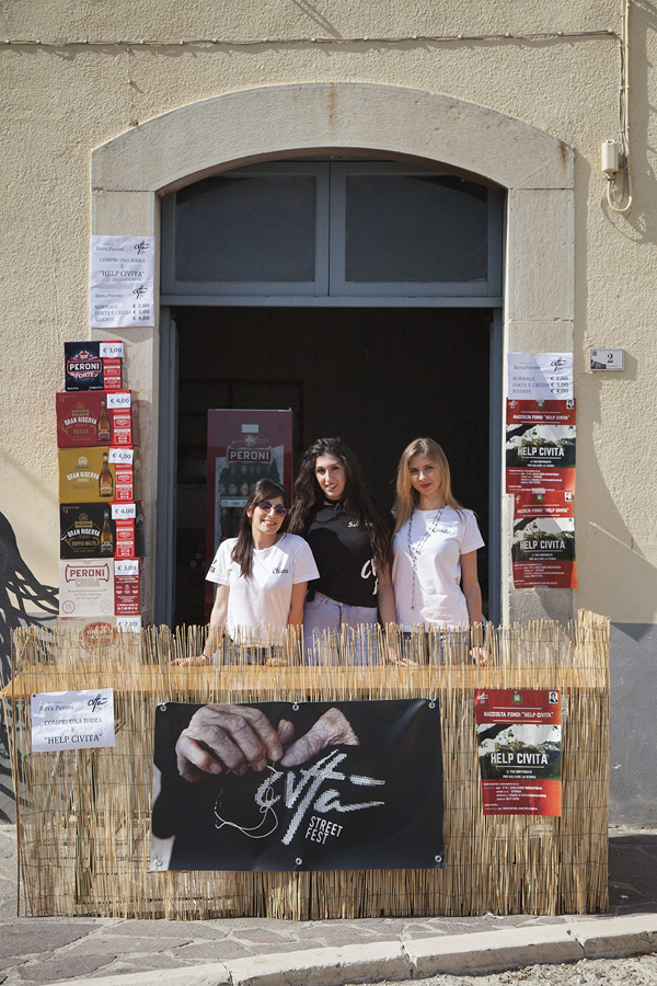 Birra Peroni a CVTà Street Fest