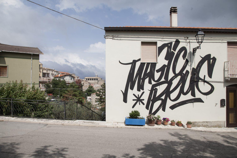 Brus Graffiti